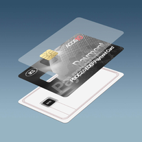 Smart Cards & Smart Card Operating Systems - ACOS10 PBOC2.0 EDEP Payment Card (Combi)