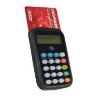 Smart Card Readers with PIN-pad - APG8201 PINhandy