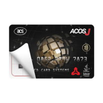 Smart Cards & Smart Card Operating Systems - ACOSJ-P PBOC 3.0 DC/EC Card (Contactless)
