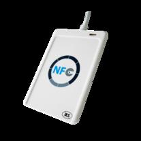 ACR122 NFC カードリーダーライタ