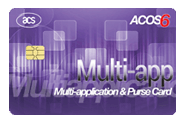 ACOS6 Multi-application & Purse Card (MAP Card)