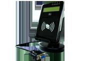 ACR122L VisualVantage 带液晶显示屏的串口NFC读写器