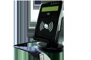 ACR1222L VisualVantage 带液晶显示屏的NFC读写器