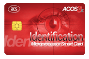 ACOS3X eXpress Microprocessor Card (Contact)