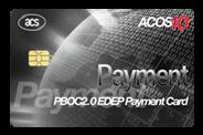 ACOS10 PBOC2.0 EDEP Payment Card (Contact)