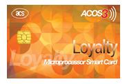 ACOS3 Microprocessor Card (Combi)