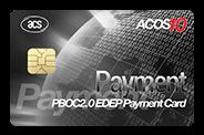 ACOS10 PBOC2.0 EDEP Payment Card (Combi)