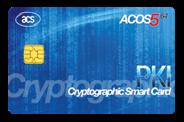 ACOS5-64 加密智能卡 (接触式)
