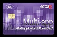 ACOS6 多应用&电子钱包卡 (接触式)