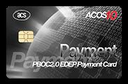 ACOS10 PBOC2.0 EDEP支付卡 (接触式)
