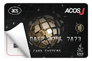 ACOSJ Java Card (Contactless)