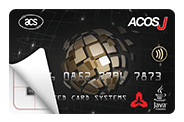 ACOSJ-P PBOC 3.0 DC/EC Card (Contactless)