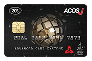 ACOSJ-P PBOC 3.0 借贷记(DC)/电子现金(EC)卡(接触式)
