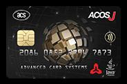 ACOSJ-P PBOC 3.0 借贷记(DC)/电子现金(EC)卡 (双界面)