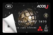 ACOSJ-P PBOC 3.0 借贷记(DC)/电子现金(EC)卡 (非接触式)