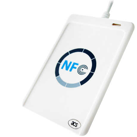NFC Contactless Payments - ACR122U USB NFC Reader | ACS