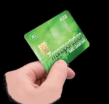 ACOS7 MOC Card (Combi)