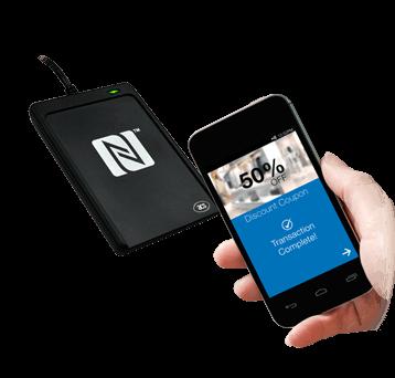 ACR1252U USB NFC Reader III (NFC Forum Certified Reader)