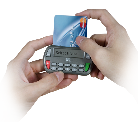 ACR83 PINeasy Smart Card Reader