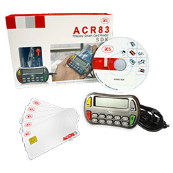 ACR83 PINeasy Smart Card Reader SDK