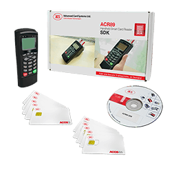 ACR89U-A2 Handheld Smart Card Reader SDK