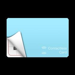 非接触 カード