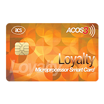 ACOS3 Microprocessor Card (Full-Sized, Combi)