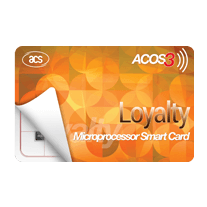 ACOS3 Microprocessor Card (Full-Sized, Contactless)