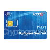ACOS5-64 Cryptographic Smart Card (SIM-Sized, Contact)