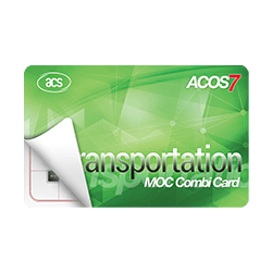 ACOS7 MOC Card (Contactless)