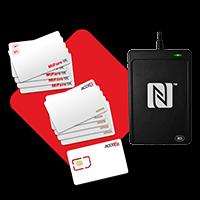 ACR1252U NFC论坛认证读写器软件开发包