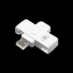 ACR39U-N1 PocketMate 智能卡读写器 (USB Type-A)