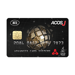 ACOSJ-P PBOC 3.0 DC/EC Card (Contact)
