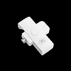 ACR39U-ND PocketMate IIの接触カードリーダー (Micro-USB)