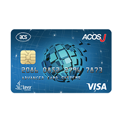 ACOSJ-V  VISA Certified EMV Payment Card (Contact)