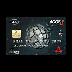 ACOSJ-P  PBOC 3.0 DC/EC Card