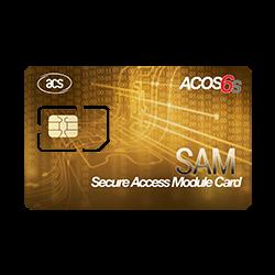 ACOS6-SAM Secure Access Module Card