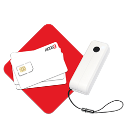 ACR3901T-W1 ACS Secure Bluetooth® Contact Card Reader SDK