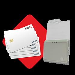 ACR3901U-S1 ACS安全蓝牙®接触式读写器软件开发工具包