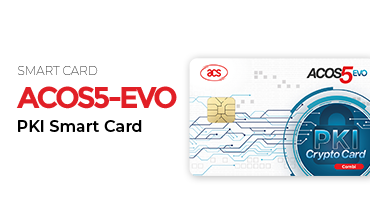 ACOS5-EVO \ PKI Smart Card