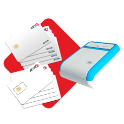 ACR33U-A1 SmartDuo Smart Card Reader SDK