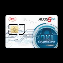 ACOS5-EVO  PKI Smart Card (Contact) Image
