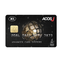 ACOSJ Java Card (Contact) Image