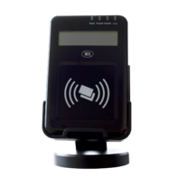 ACR122L\ VisualVantage Serial NFC Reader with LCD