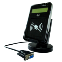ACR122L VisualVantage Serial NFC Reader with LCD Image