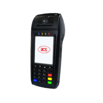 ACR890 All-In-One Mobile Smart Card Terminal Image