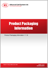 ACS Products Packaging Information